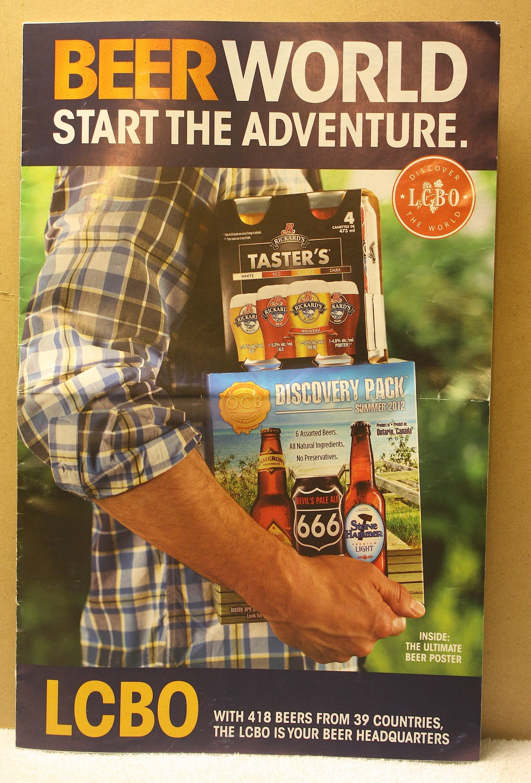 Beer World_Start the Adventure (Summer 2012)