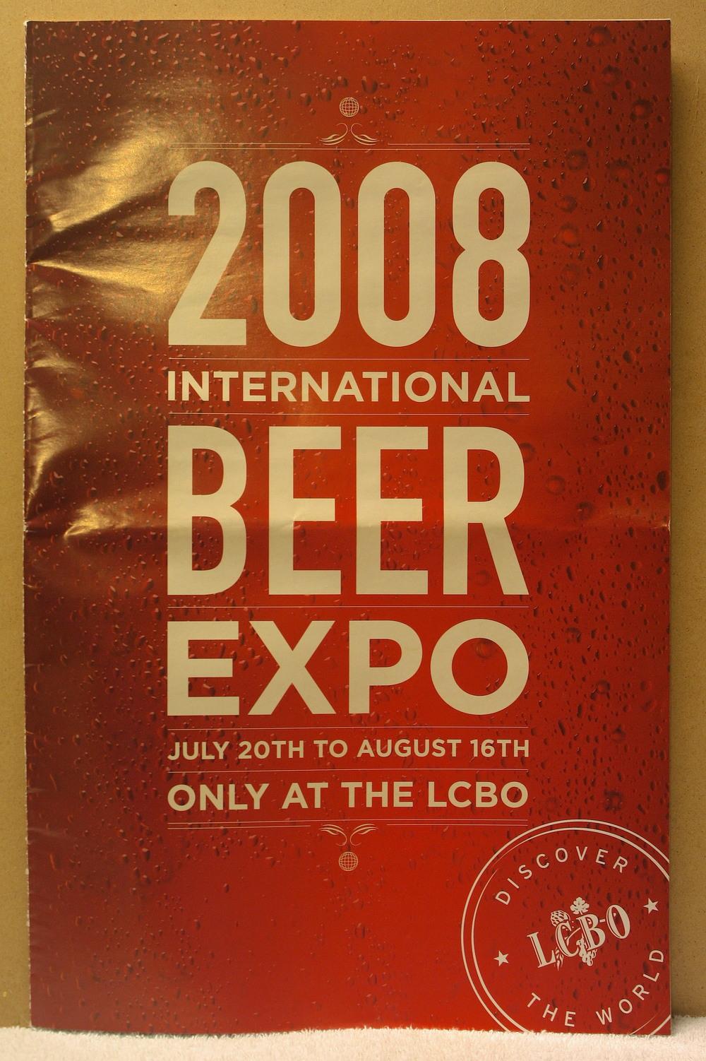 Internation Beer Expo (2008)
