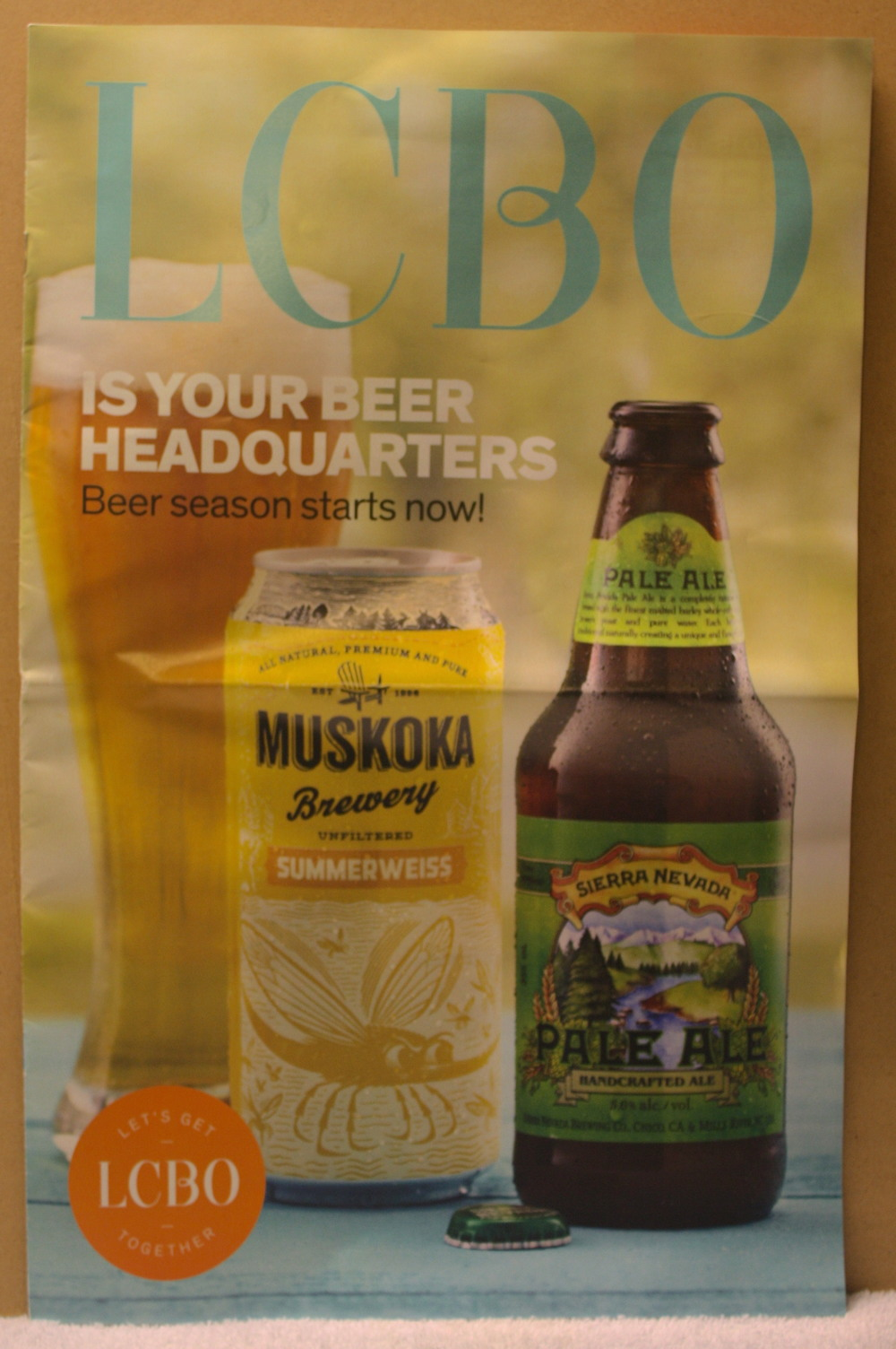 LCBO Is Your Beer Headquarters (June 2015)