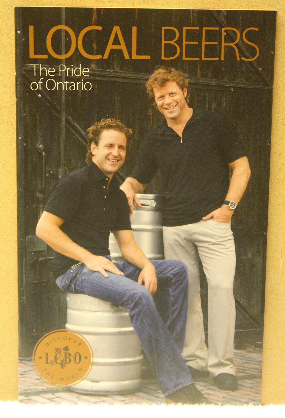 Local Beers_The Pride of Ontario (2009)