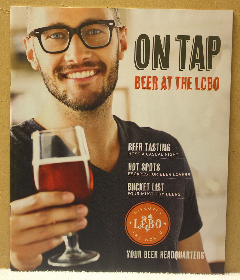 On Tap_Beer at the LCBO (2013)