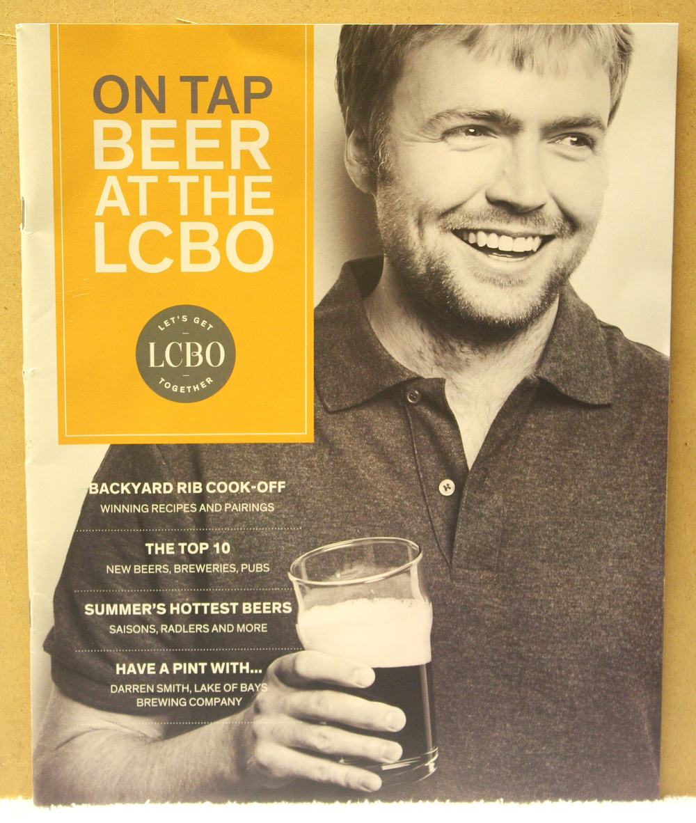 On Tap_Beer at the LCBO (2014)