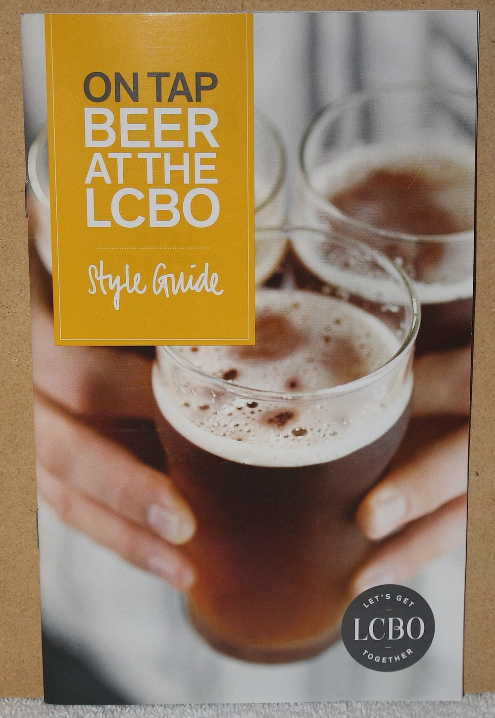 On Tap_Beer At The LCBO_Style Guide (Summer 2014)