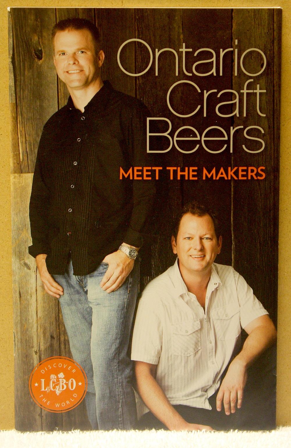 Ontario Craft Beers_Meet the Makers (2010)