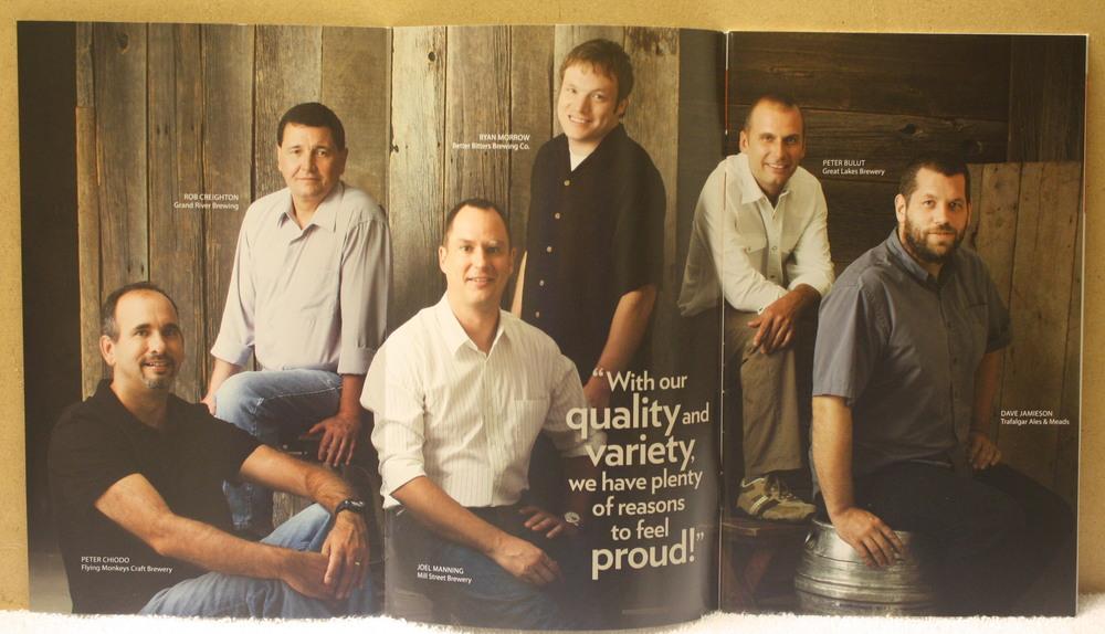 Ontario Craft Beers_Meet the Makers_Inside (2010)