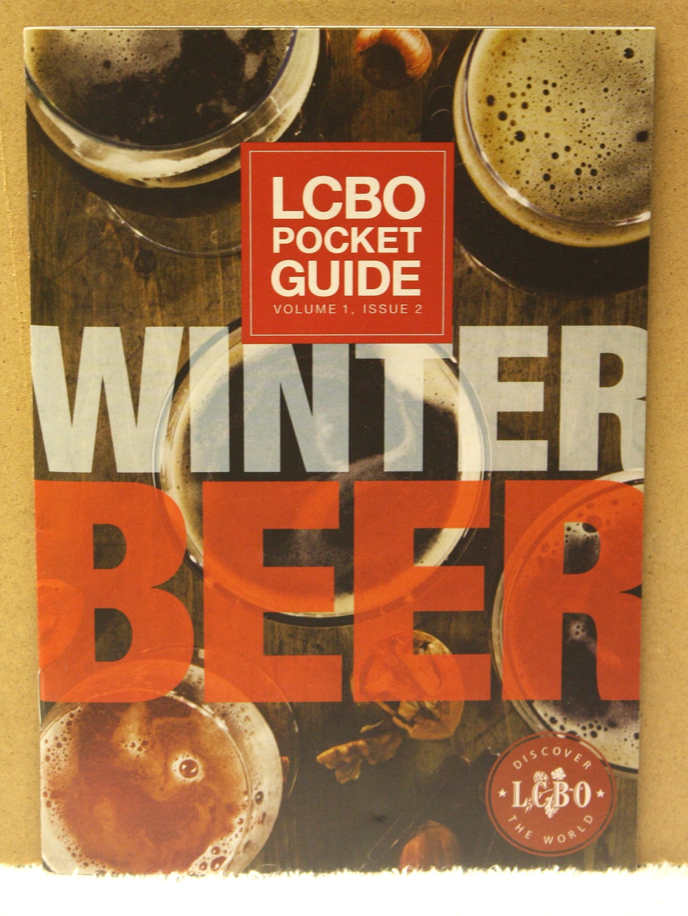 Pocket Guide Winter Beer_Vol 1 Issue 2 (Winter 2012)