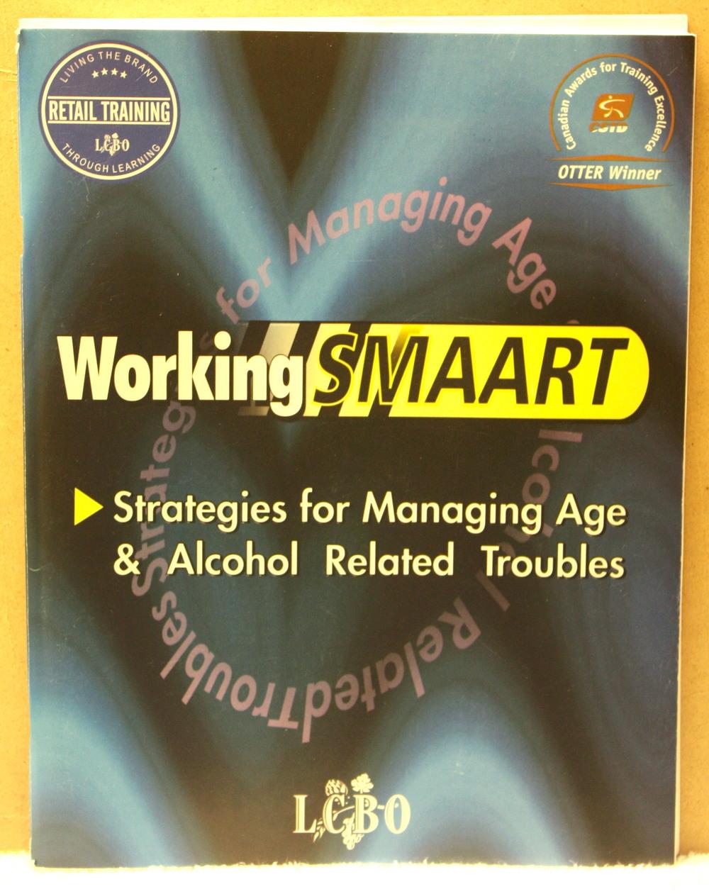 Working Smaart_LCBO Employee Training Book (2007).JPG