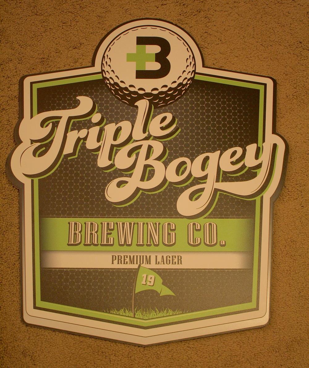 Sign - Triple Bogey Brewing (ON).JPG