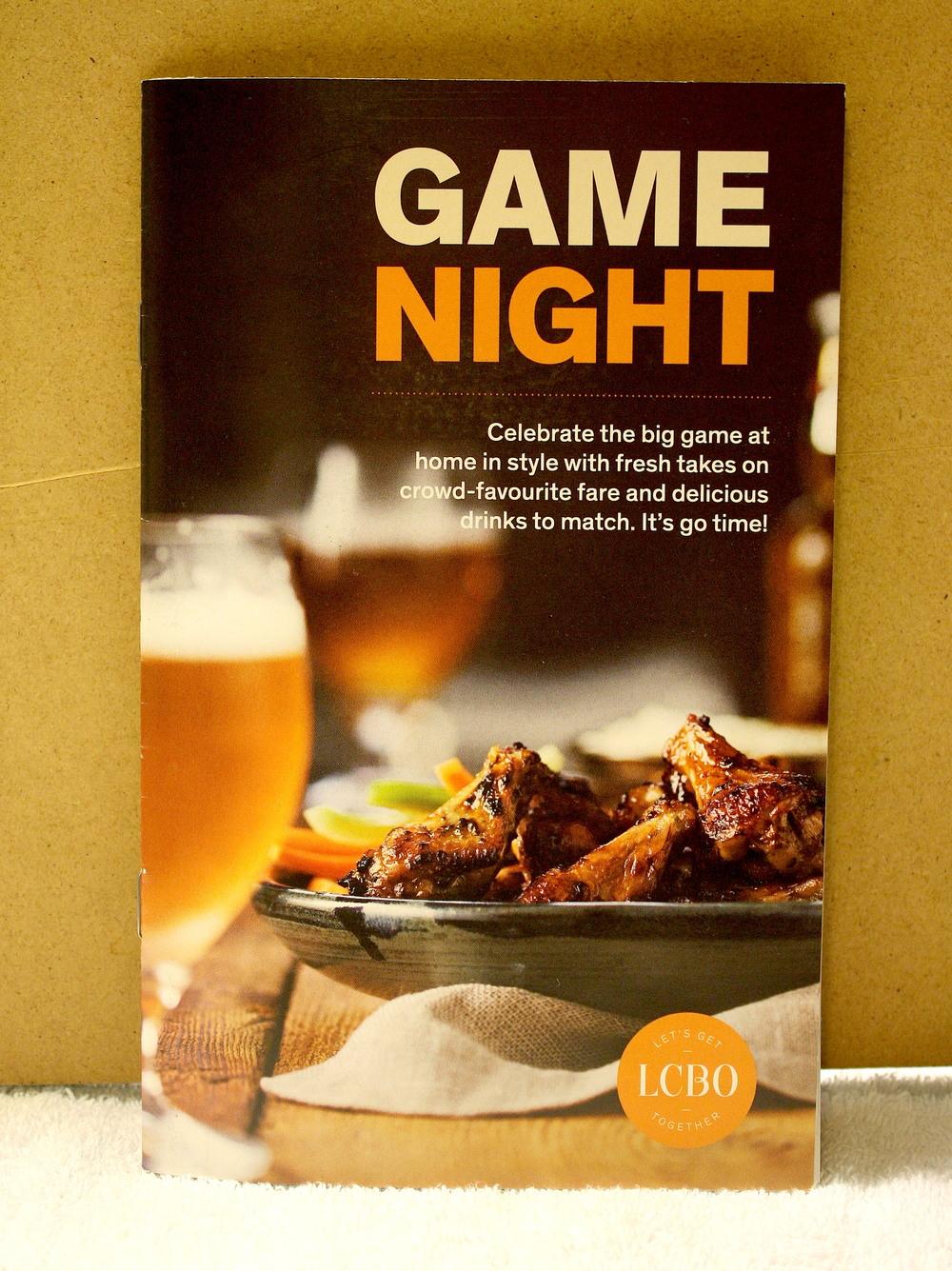 Game Night (Fall 2015)