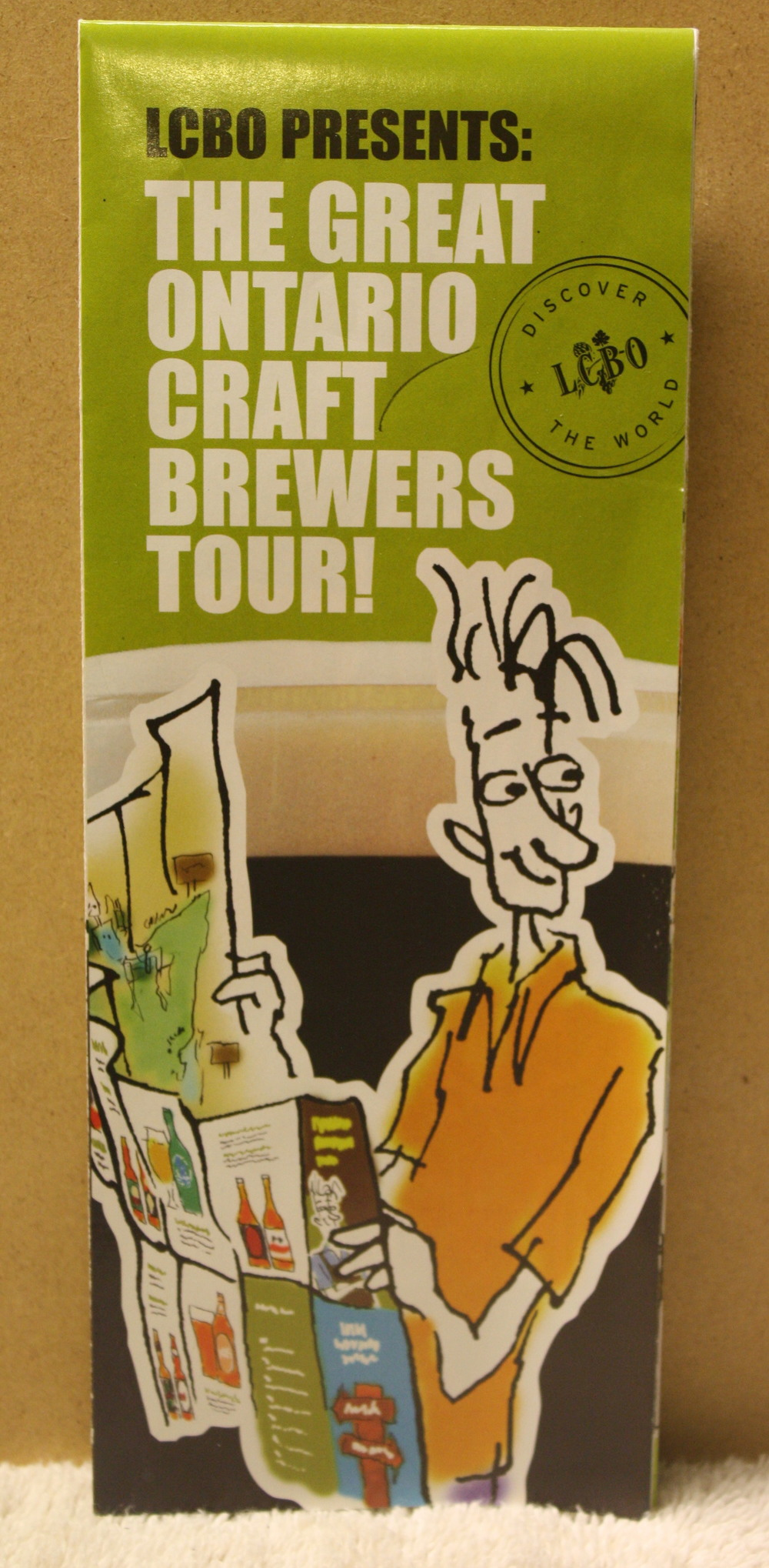 OCB_LCBO Presents The Great Ontario Craft Brewers Tour_2007
