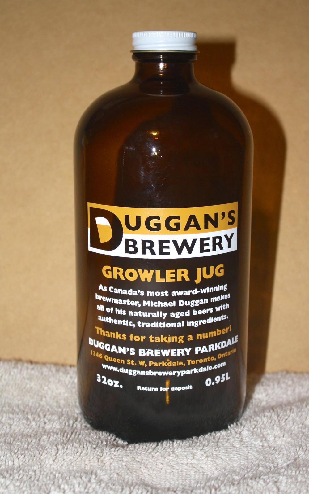 GR - Duggan's Brewery 1L