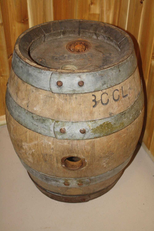 Barrel - Canadian Breweries Ltd_bccl