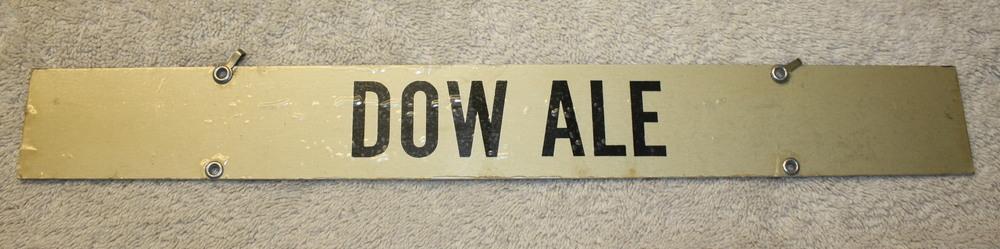 Hanger - Dow Ale