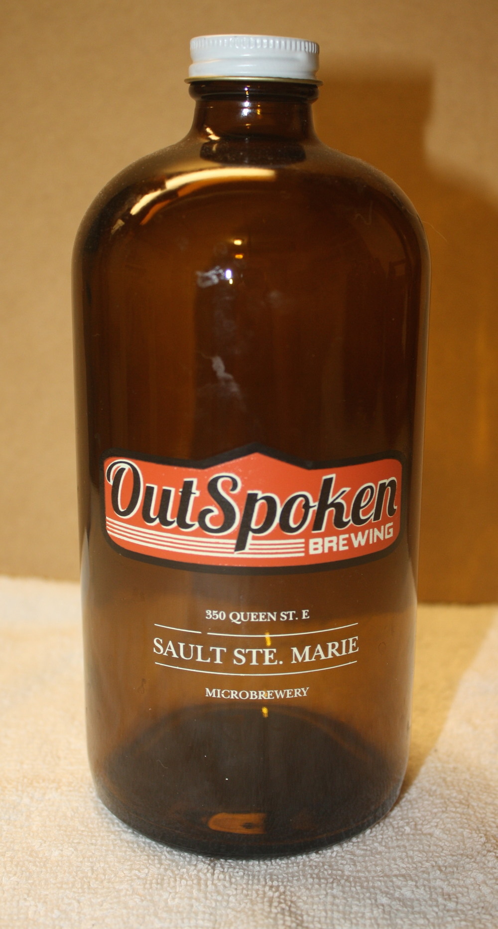 GR - Outspoken Brewing 1L (ON)
