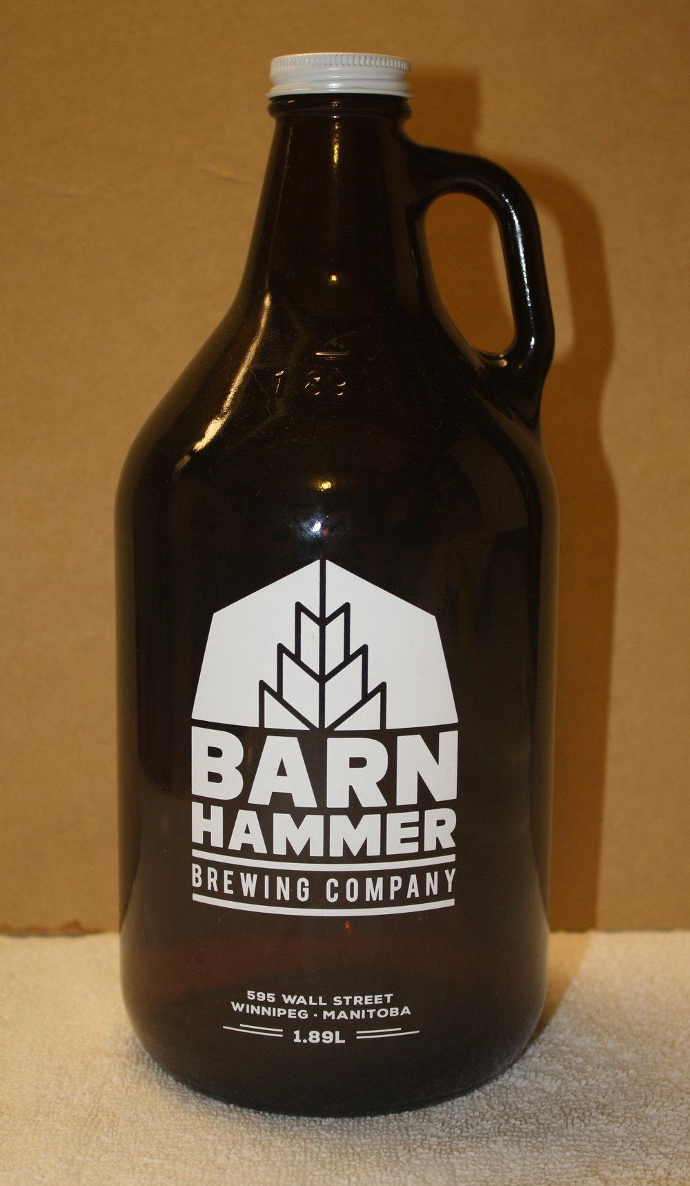 Barn Hammer Brewing Co (MB)