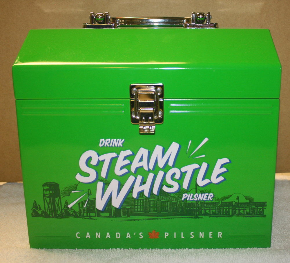 Steam Whistle Lunch Pail 2016 (ON)