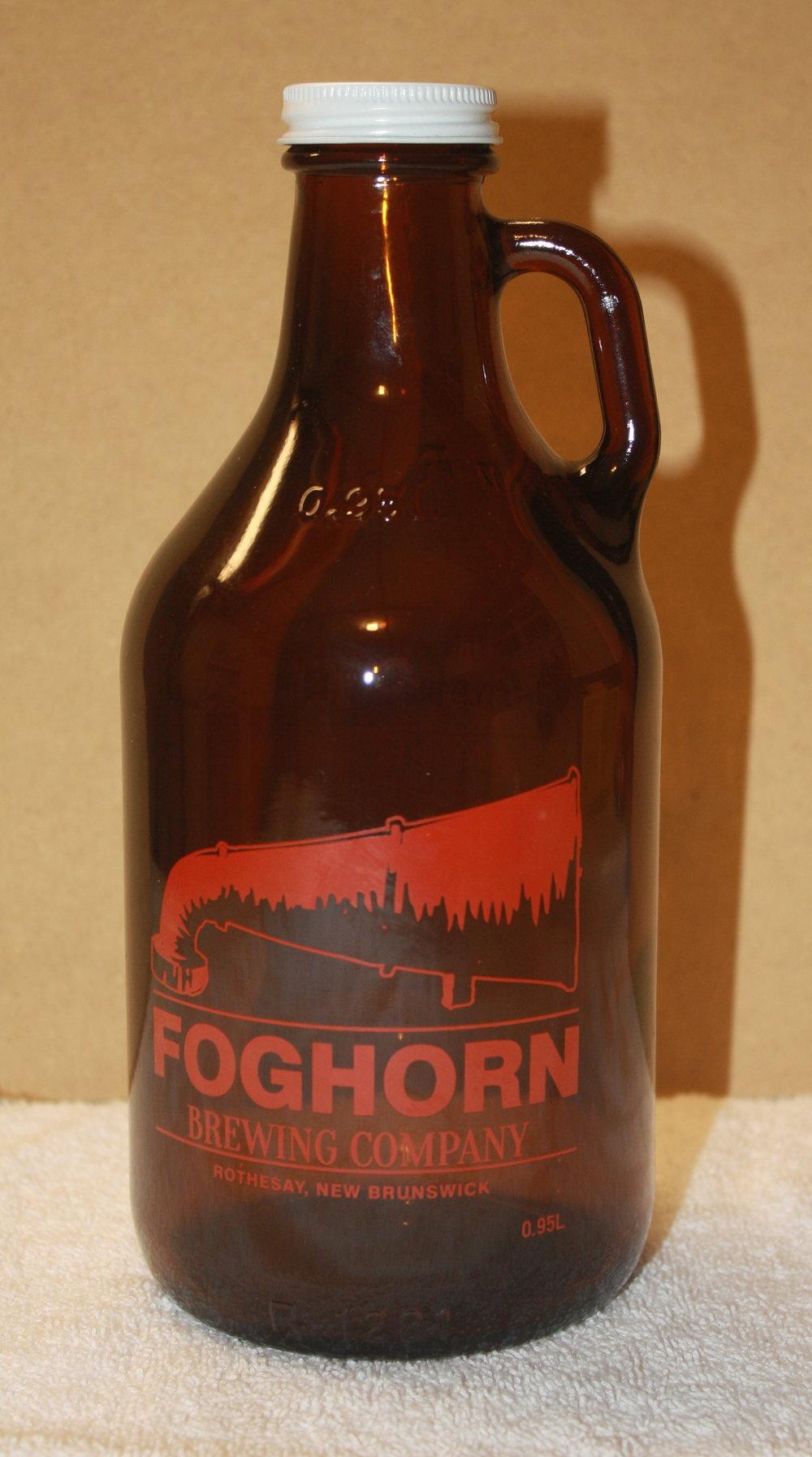 GR - Foghorn Brewing 1L (ON)