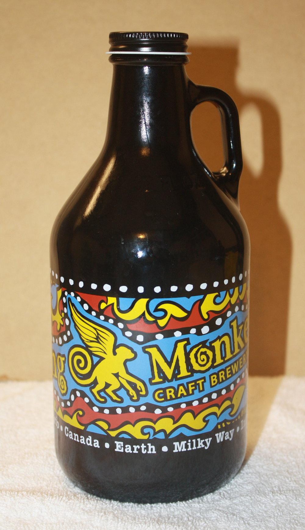 GR - Flying Monkeys Craft Brewery 1L (ON)