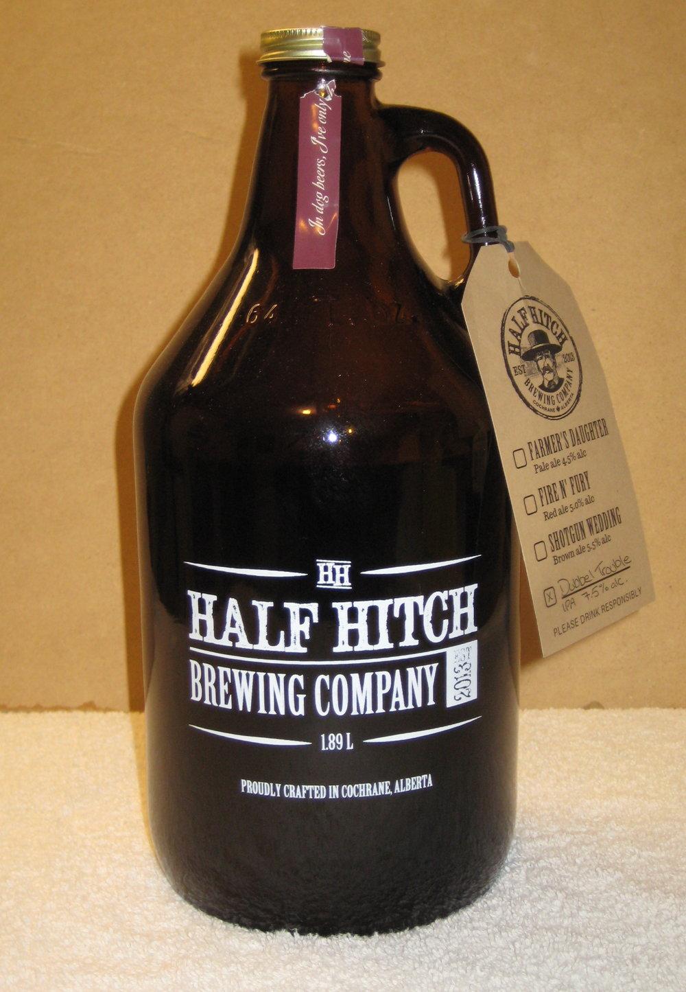 GR - Half Hitch Brewing (AB)