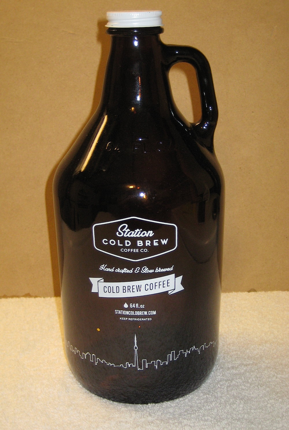 GR - Station Cold Brew Coffee (ON)