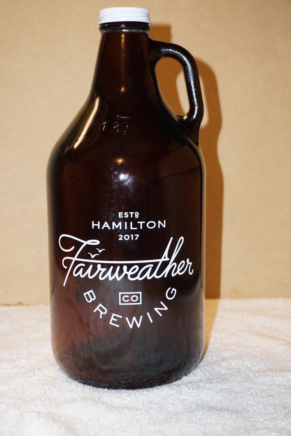 GR - Fairweather Brewing (ON)