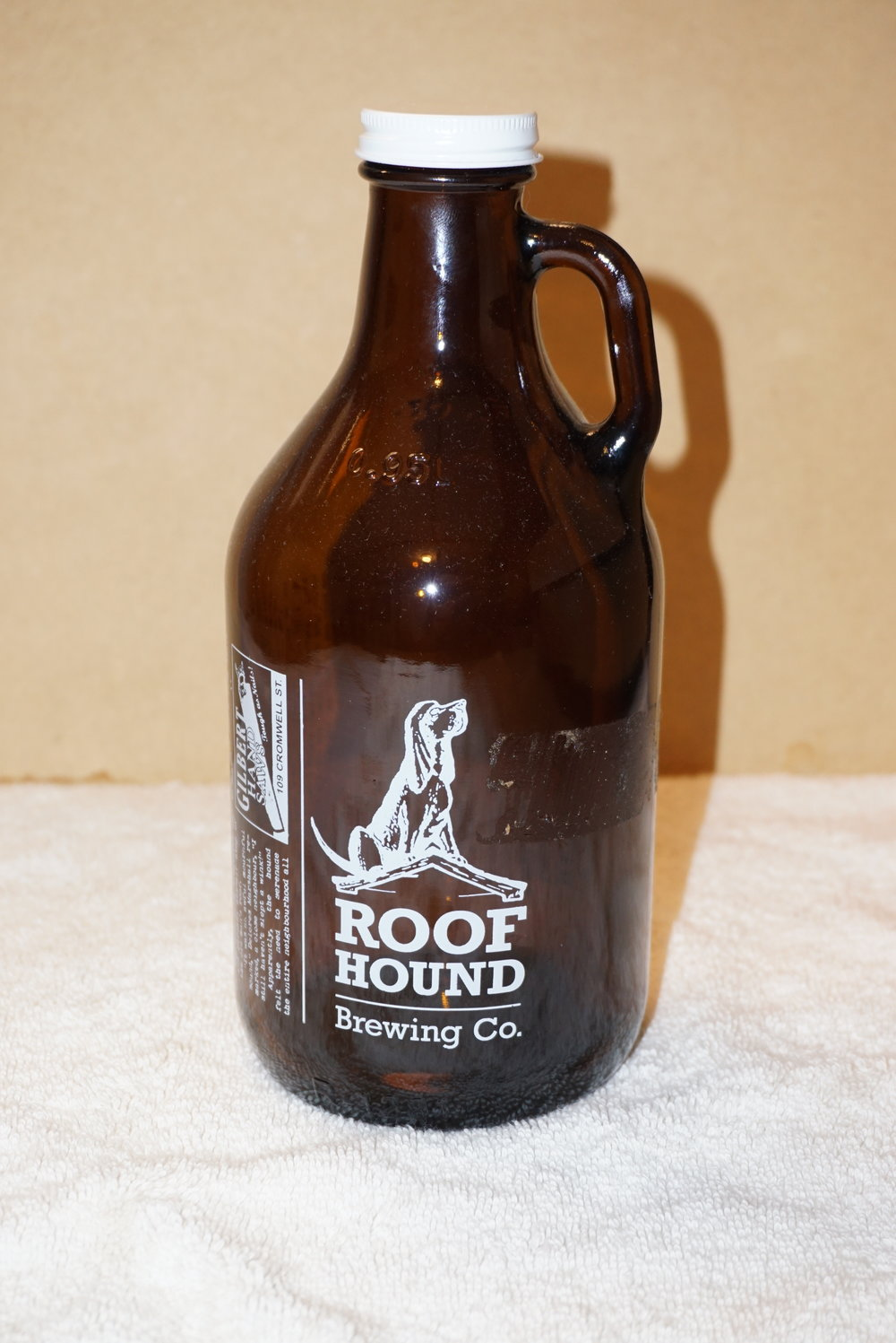 GR - Roof House Brewing 1L (NS)