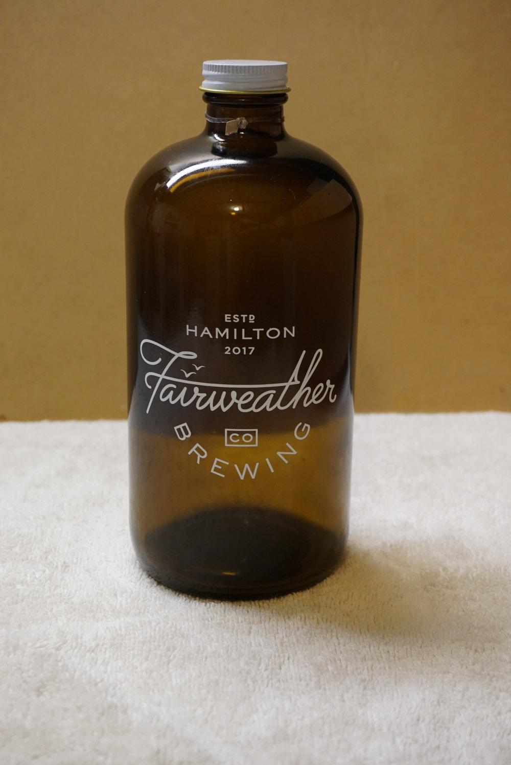 GR - Fairweather Brewing 1L (ON)