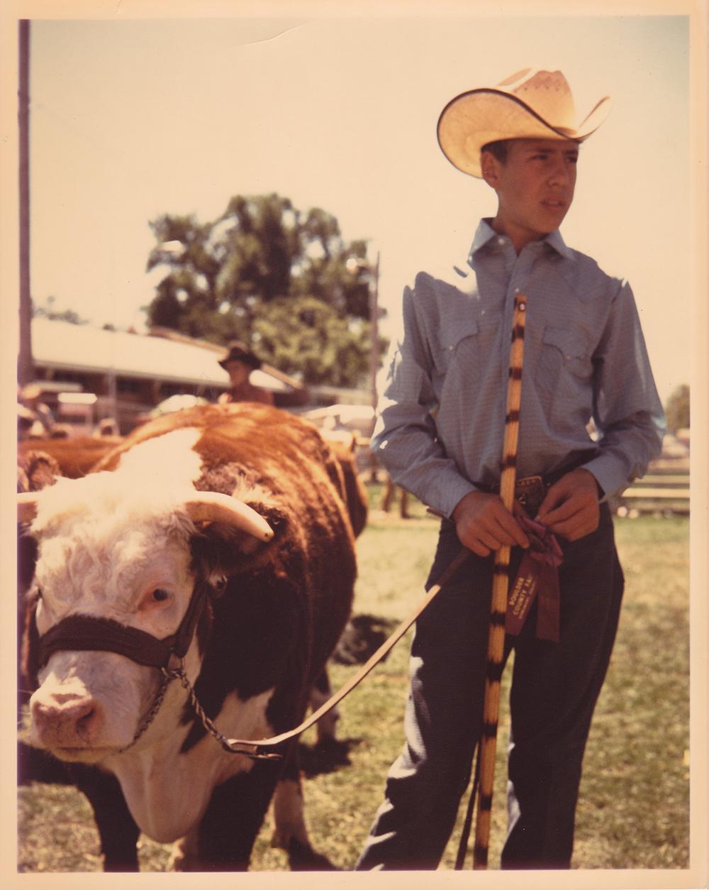 Boulder County Fair, 1971