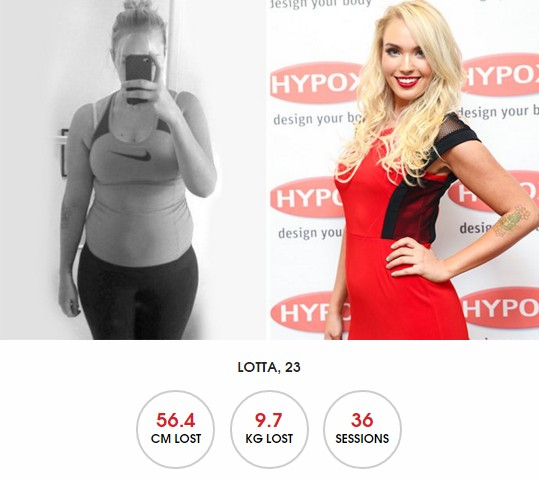 HYPOXI Newcastle: review of how to get in shape with lazy exercise
