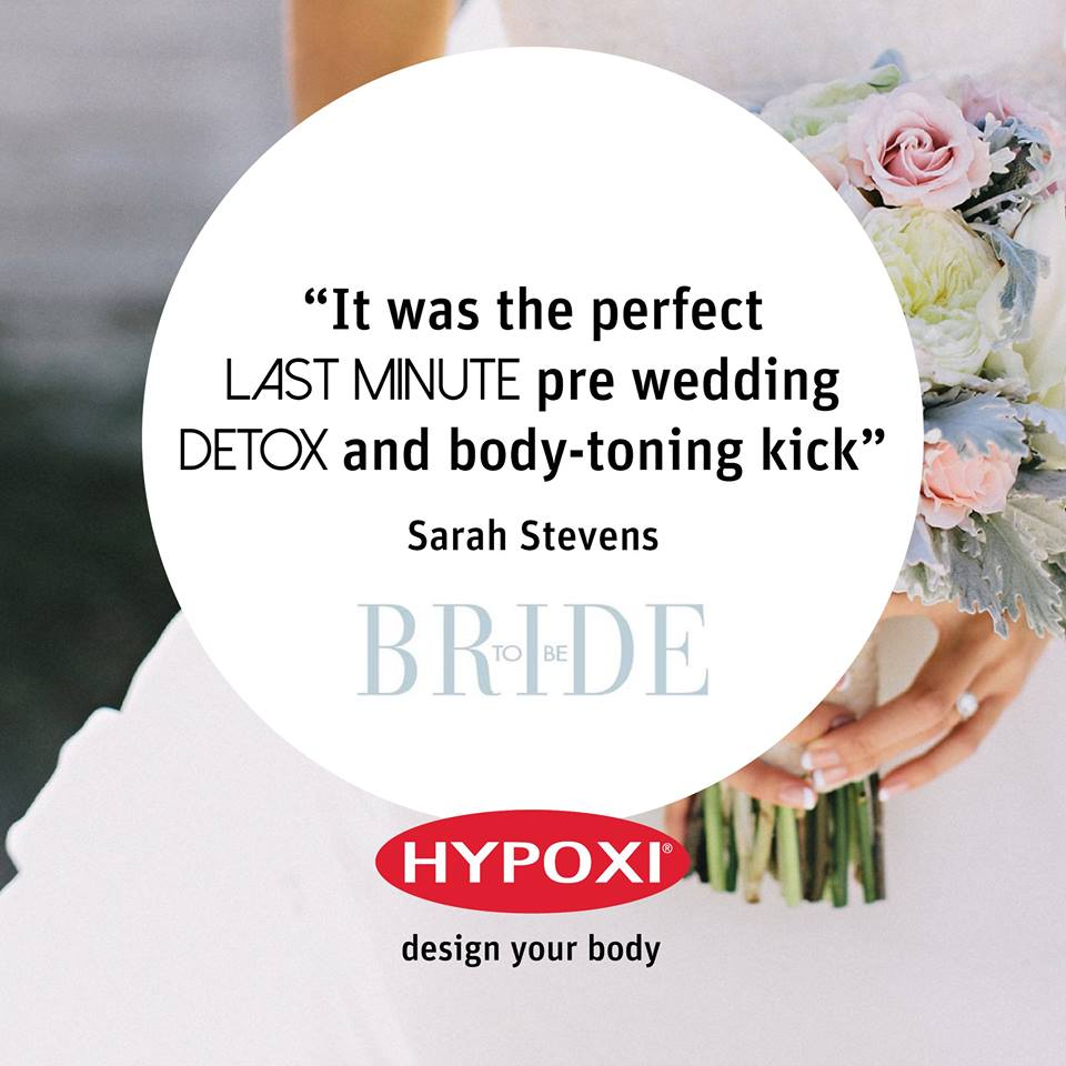 HYPOXI Newcastle: reviews for best exercise program to lose weight fast for wedding