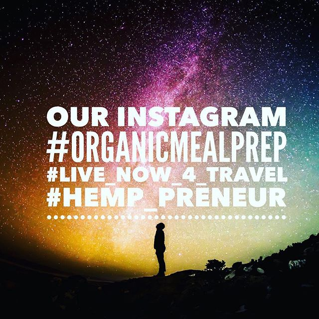 Shout out to our affiliates @live_now_4_travel & @hemp_preneur