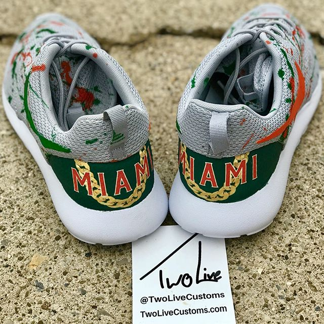 """Miami is back🙌 available only though the link in our bio! Twolivecustoms.com SAVE $15 with code """"TWOLIVE"""""""