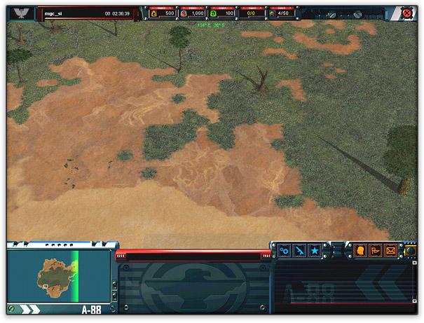 Siege Class Game UI