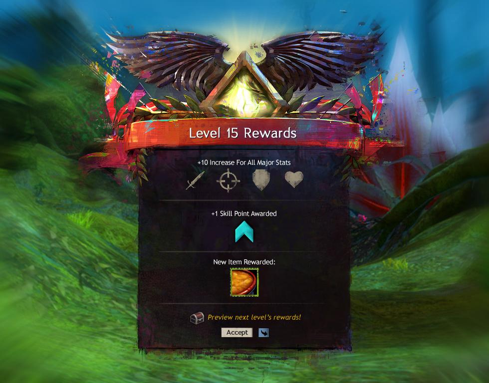Level Up Guide, Final Art