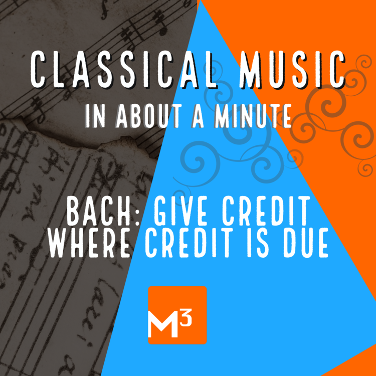 Classical Music In (About) A Minute — M3 Creative Academy