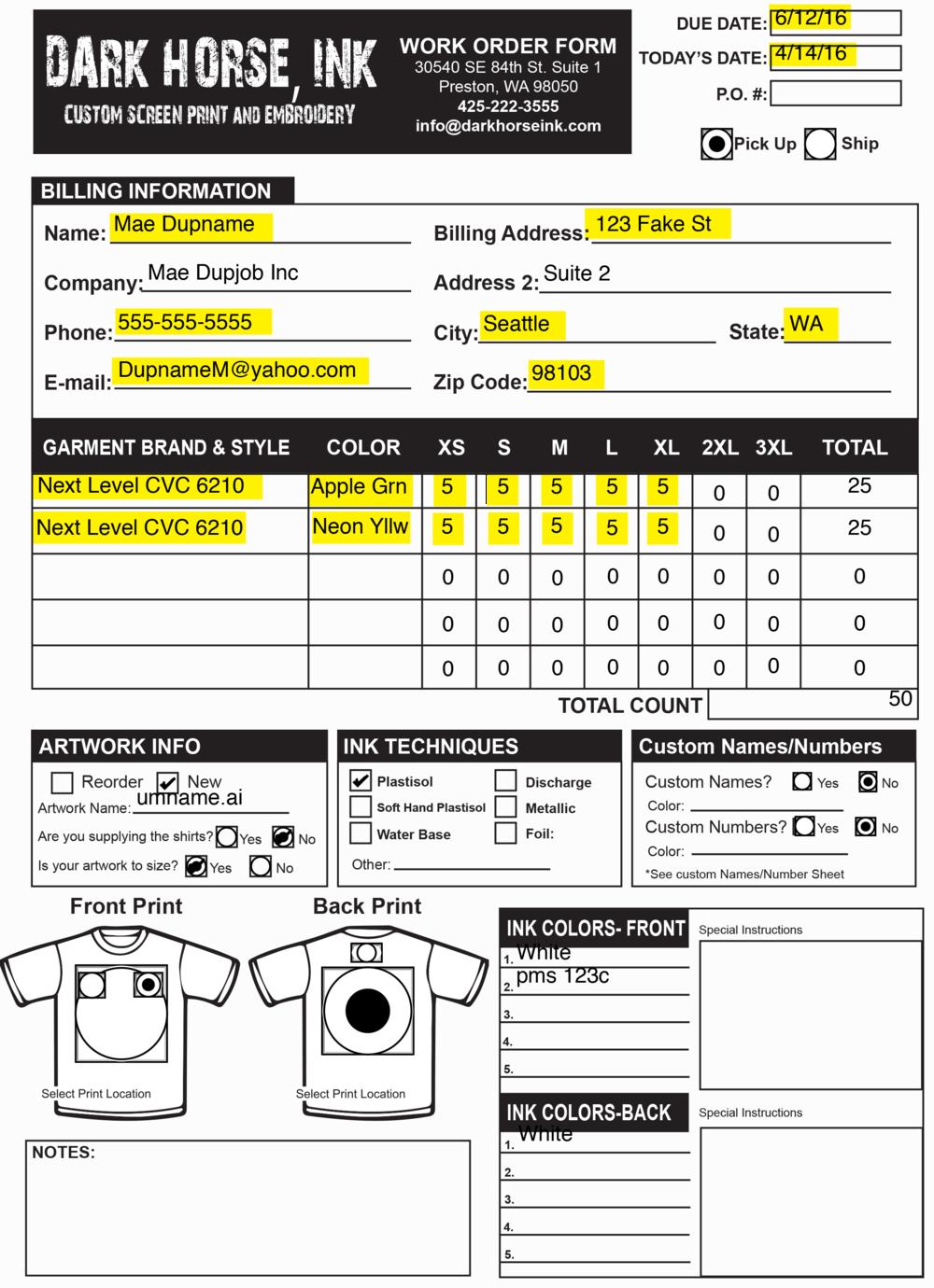 Work Order Form Sample.png
