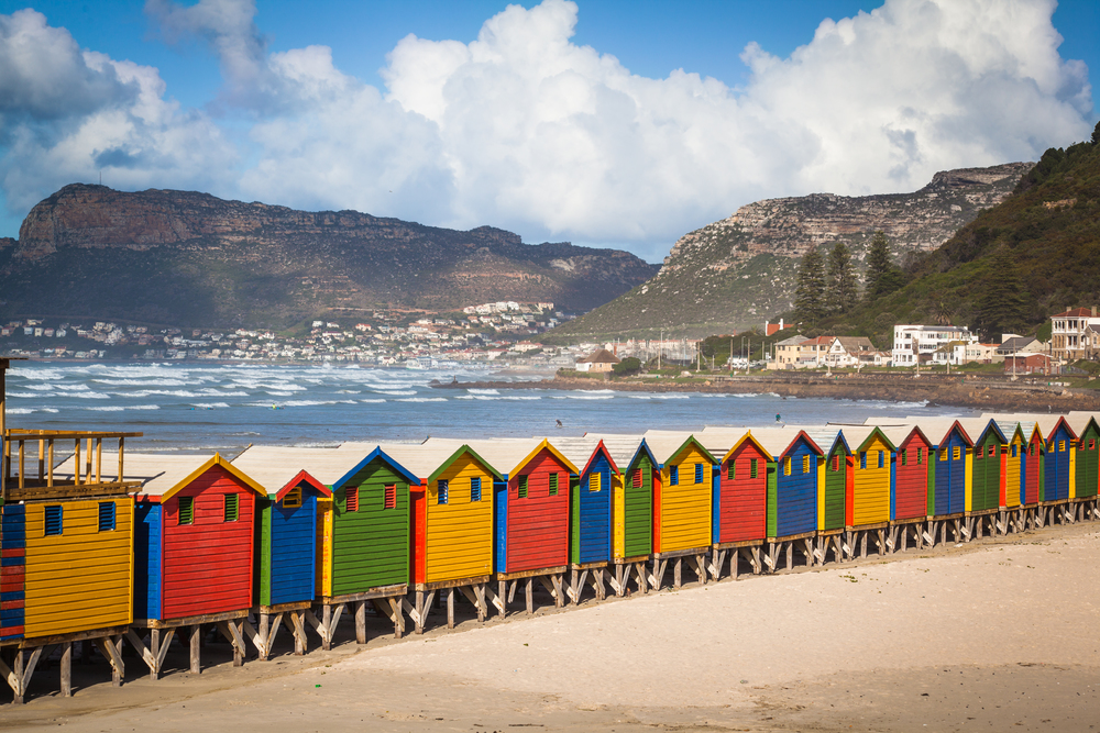 Colorful huts on SA beach.jpg