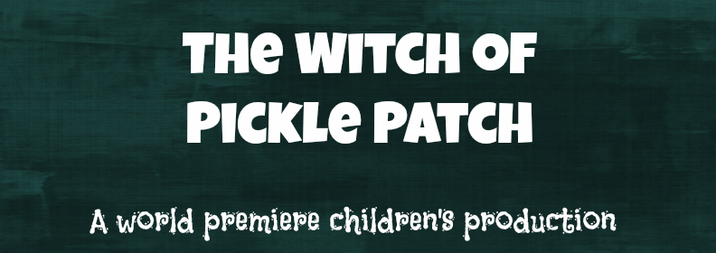 WRITTEN AND DIRECTED BY: Jason Richards After being banned from the town of Pickle Patch, Hazel the witch has a plan to get even with everyone. No one is safe from her wrath as she begins to poison all of the apples in town. But after a surprising act of courage the town learns what it truly means to accept others just as the are. Following his five earlier original scripts for TSF, Quest for the Lost Chalice, The Enchanted Forest, The Lost Prince, The Princess and the Players, and Spirit of the Sea, Mr. Richards offers the Festival's youngest patrons yet another delightful and imaginative story that will entertain playgoers of all ages.