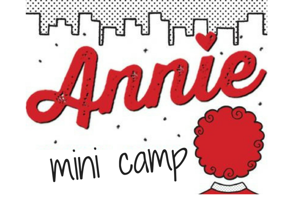 Step into the world of little orphan Annie!  Learn all of your favorite songs and choreography from the beloved classic, Annie the musical.  Designed for the pint sized artist just dying to be on stage, to the reluctant performer.  Don't miss this!