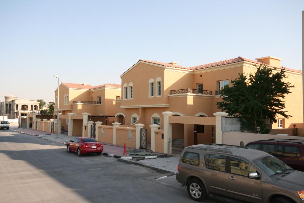 Villas' Front