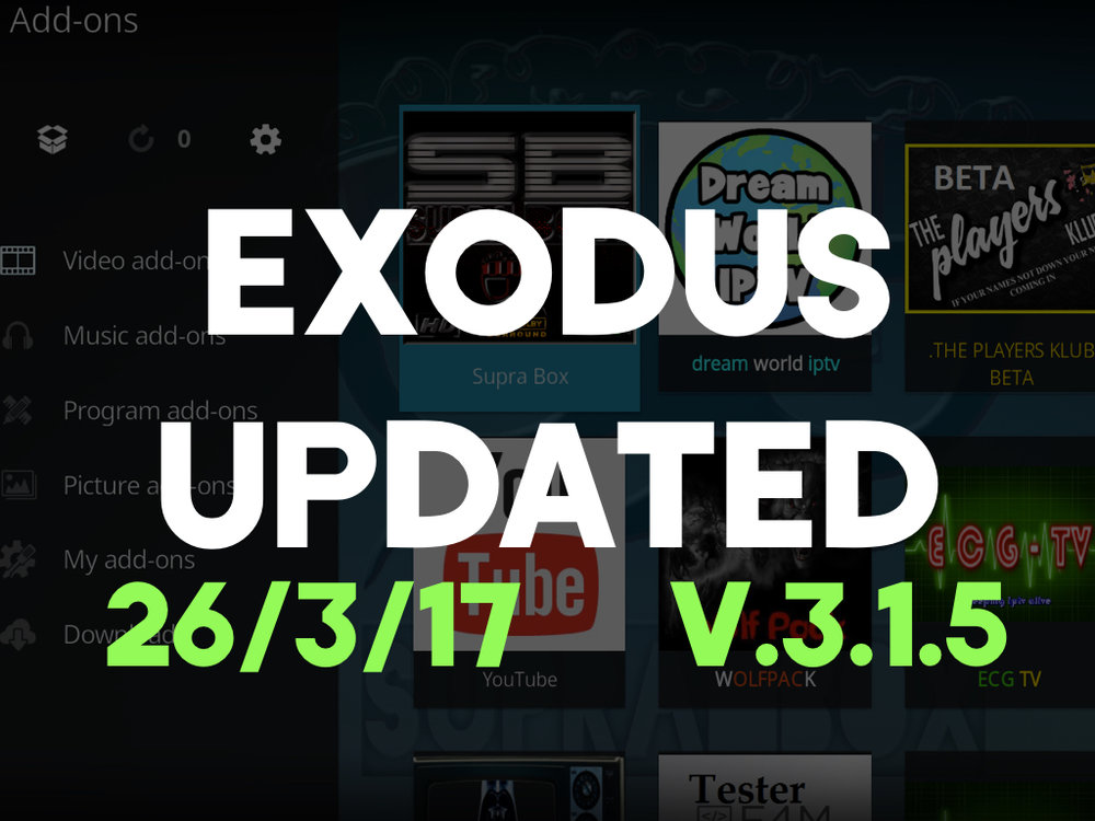 How to Install or Update Exodus