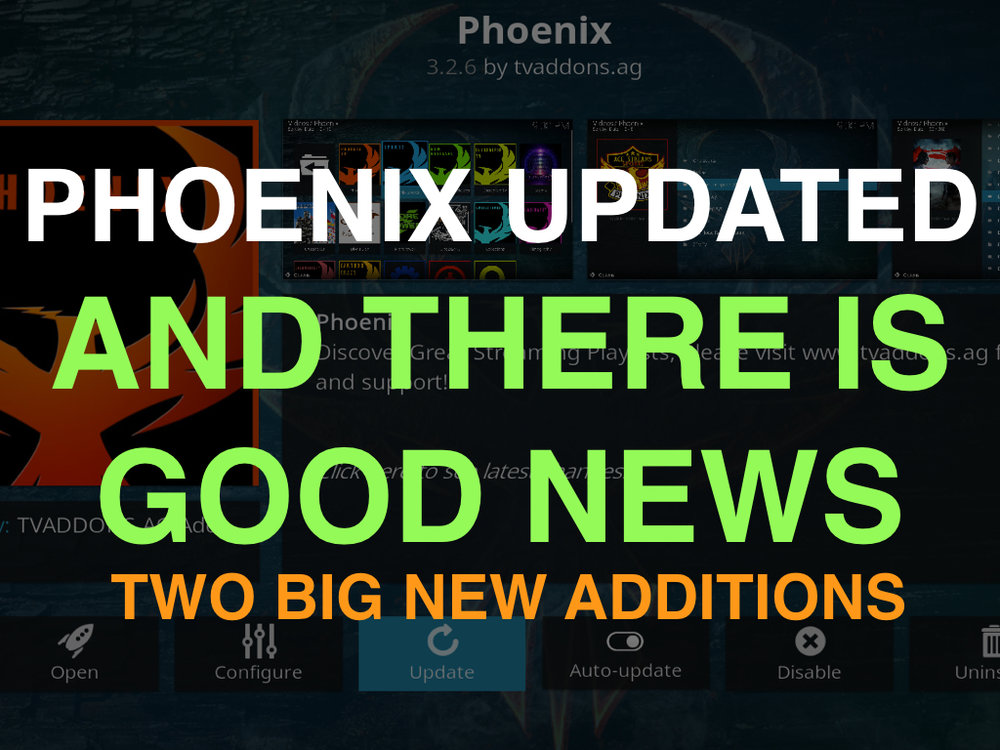 HOW TO INSTALL PHOENIX