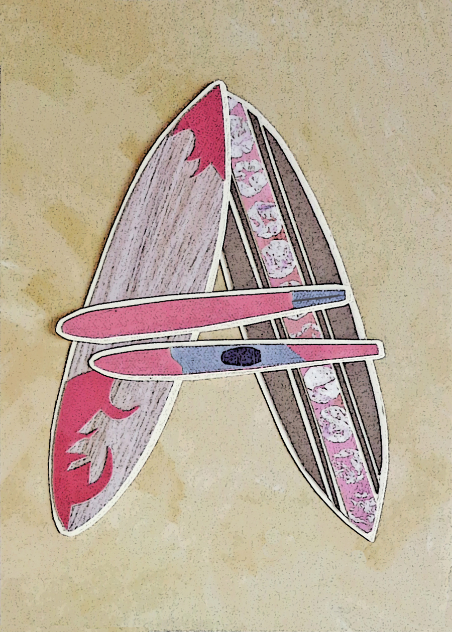 Letter A Surfboards