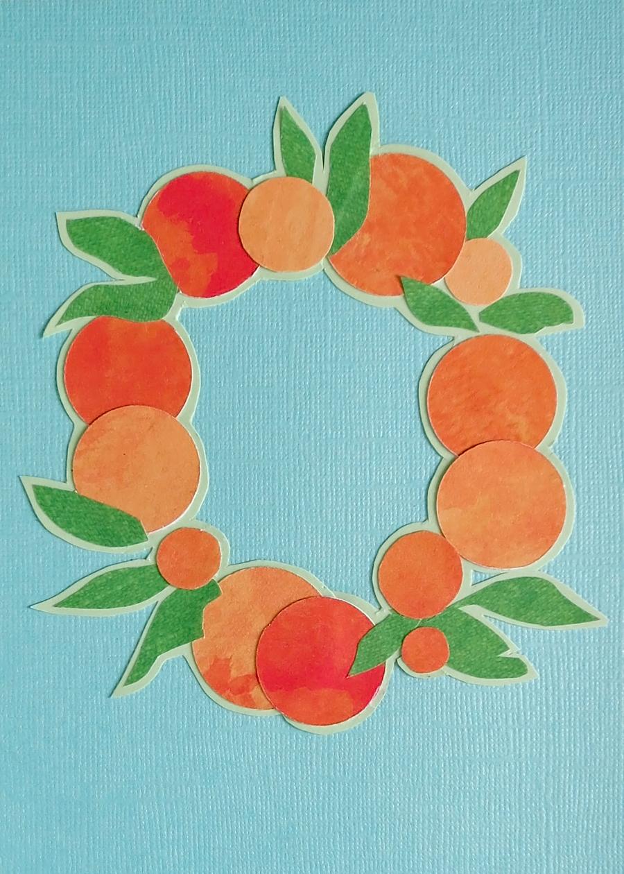 Letter O Oranges