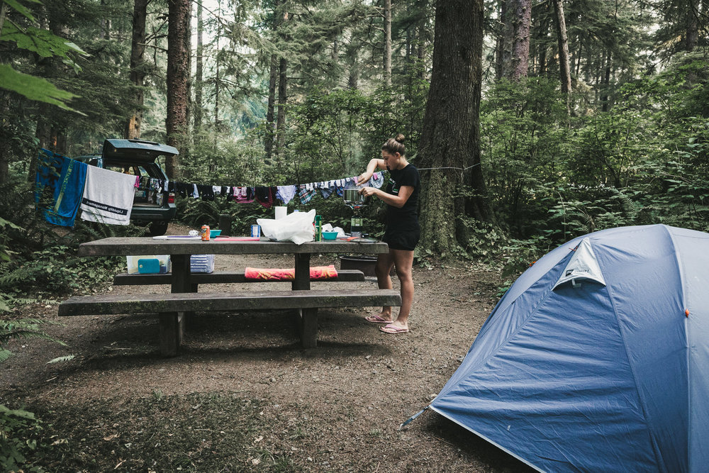 Unser Campground