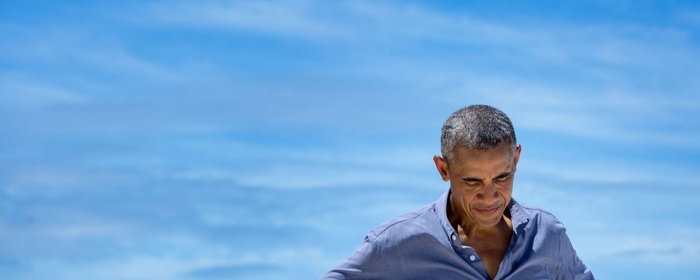 Obama Presidential Center Exhibit and Interpretive Planning - oN THE BOARDS
