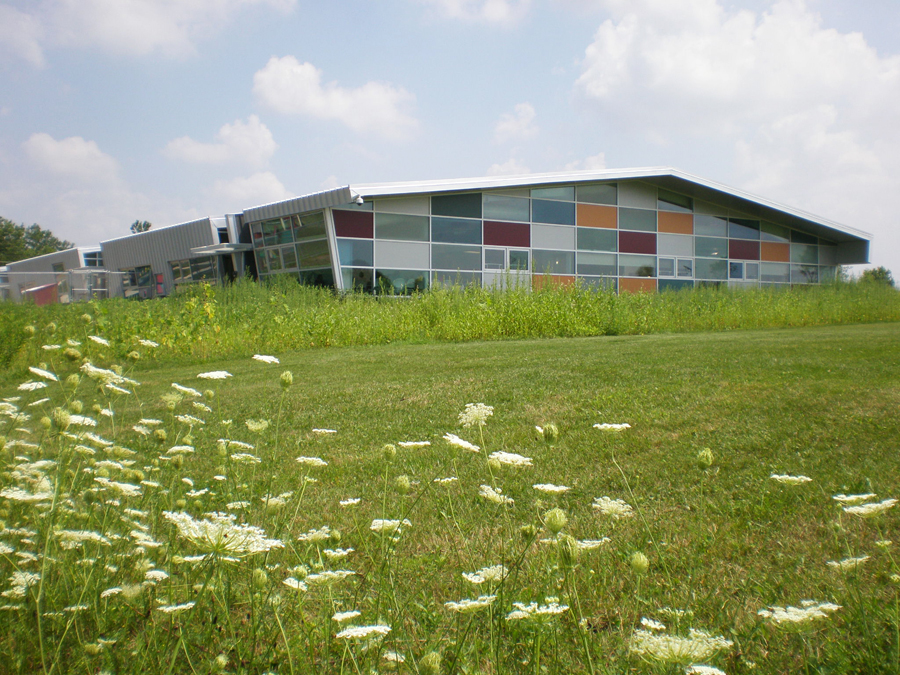 Louise M. Beem Early Childhood Center , College of DuPage, Project Manager, Ross Barney Architects