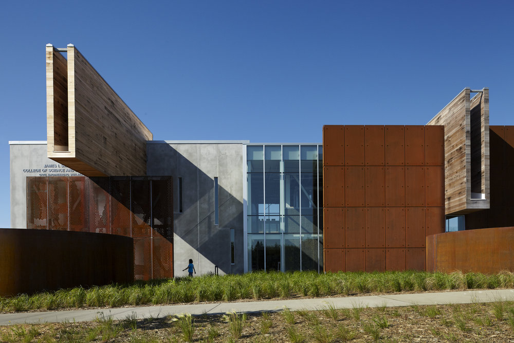 Civil Engineering Building, University of Minnesota, Duluth, Project Manager at Ross Barney Architects, Photo by Kate Joyce
