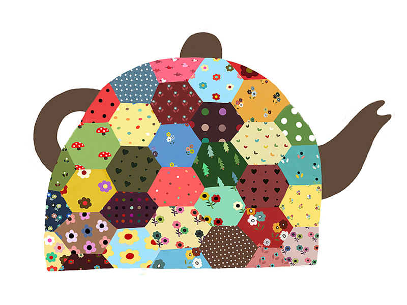 hexagon patchwork teapot.jpg
