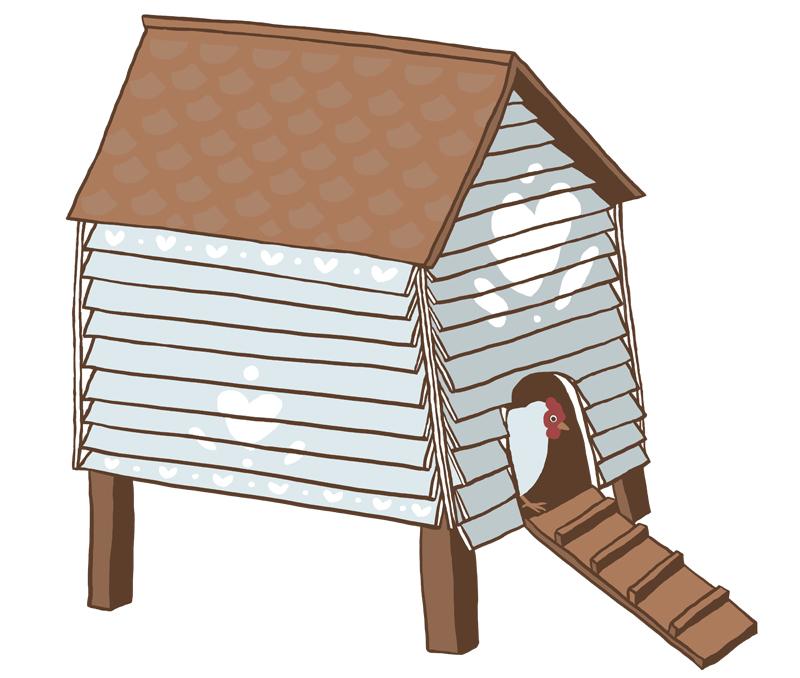 hen house fiona miles